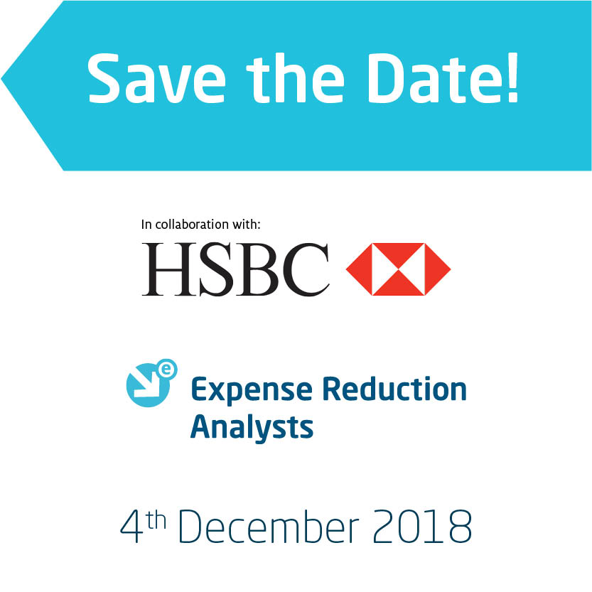 HSBC Save the Date Web Image > Expense Reduction Analysts